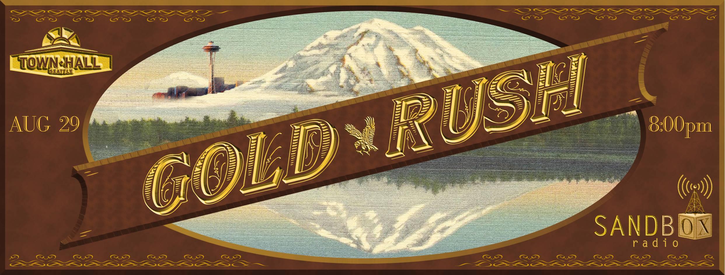 "Sandbox Radio Live | ""Gold Rush"""