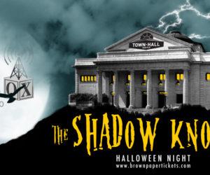 "Sandbox Radio Live | ""The Shadow Knows"""
